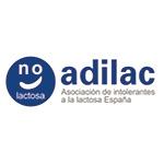 Logo ADILAC · Asociación de Intolerantes a la lactosa España